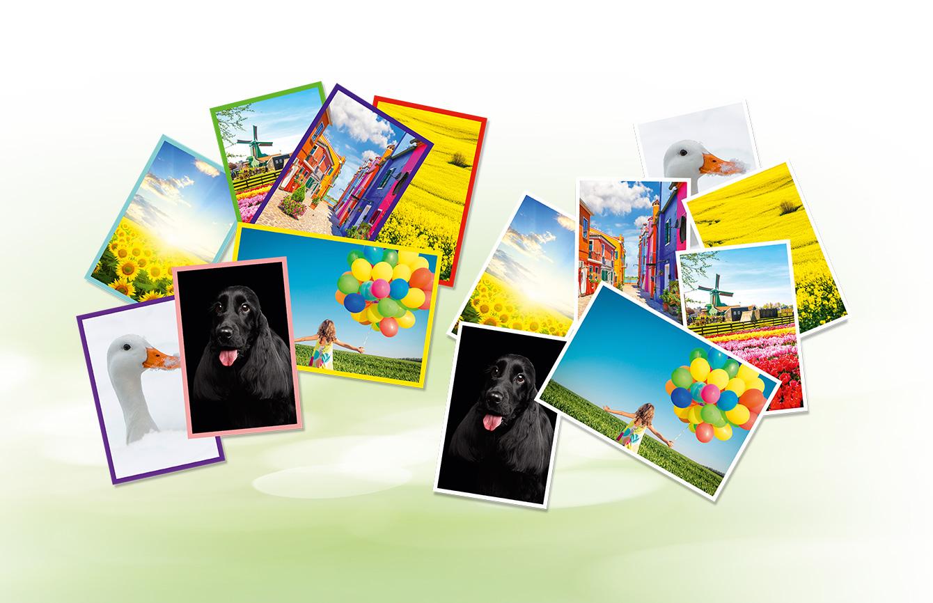 Bilder Mit Weißem Und Farbigem Rand Noritsu By Mümken Sales